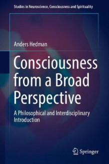 Consciousness from a Broad Perspective av Anders Hedman (Innbundet)