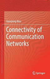 Omslag - Connectivity of Communication Networks 2017