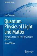 Omslag - Quantum Physics of Light and Matter 2017