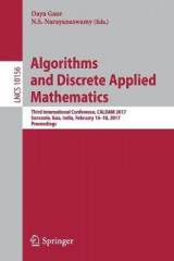 Omslag - Algorithms and Discrete Applied Mathematics