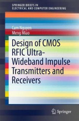 Omslag - Design of CMOS RFIC Ultra-Wideband Impulse Transmitter and Receiver