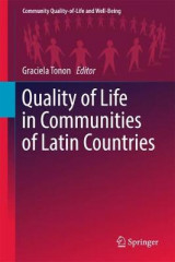 Omslag - Quality of Life in Communities of Latin Countries