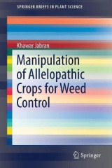Omslag - Manipulation of Allelopathic Crops for Weed Control
