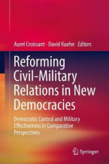 Omslag - Reforming Civil-Military Relations in New Democracies