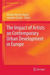 Omslag - The Impact of Artists on Contemporary Urban Development in Europe