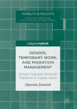 Omslag - Gender, Temporary Work, and Migration Management
