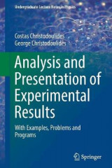 Omslag - Analysis and Presentation of Experimental Results