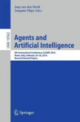 Omslag - Agents and Artificial Intelligence 2017