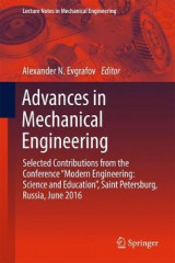 Omslag - Advances in Mechanical Engineering