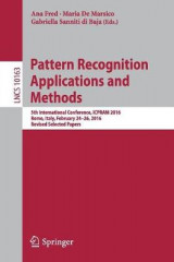 Omslag - Pattern Recognition Applications and Methods