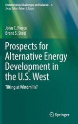 Omslag - Prospects for Alternative Energy Development in the U.S. West