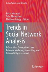 Omslag - Trends in Social Network Analysis