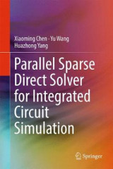 Omslag - Parallel Sparse Direct Solver for Integrated Circuit Simulation