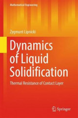 Omslag - Dynamics of Liquid Solidification