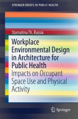 Omslag - Workplace Environmental Design in Architecture for Public Health