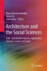 Omslag - Architecture and the Social Sciences