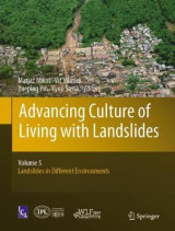 Omslag - Advancing Culture of Living with Landslides: Landslides in Different Environments Vol. 5
