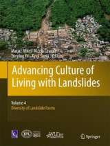 Omslag - Advancing Culture of Living with Landslides: Diversity of Landslide Forms Vol. 4