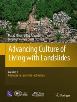 Omslag - Advancing Culture of Living with Landslides 2018: Advances in Landslide Technology Vol. 3