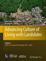 Omslag - Advancing Culture of Living with Landslides