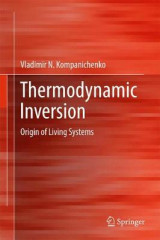 Omslag - Thermodynamic Inversion