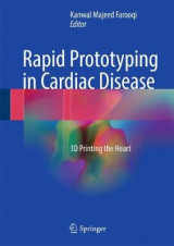 Omslag - Rapid Prototyping in Cardiac Disease