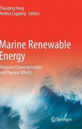 Omslag - Marine Renewable Energy