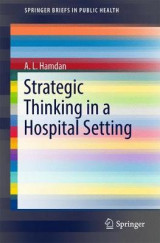 Omslag - Strategic Thinking in a Hospital Setting 2017