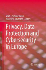 Omslag - Privacy, Data Protection and Cybersecurity in Europe