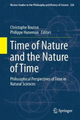 Omslag - Time of Nature and the Nature of Time