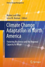 Omslag - Climate Change Adaptation in North America