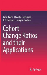 Omslag - Cohort Change Ratios and Their Applications