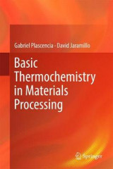 Omslag - Basic Thermochemistry in Materials Processing
