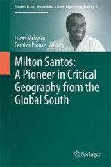 Omslag - Milton Santos: A Pioneer in Critical Geography from the Global South