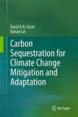 Omslag - Carbon Sequestration for Climate Change Mitigation and Adaptation 2017