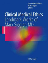 Omslag - Clinical Medical Ethics