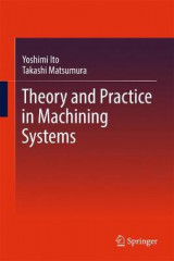 Omslag - Theory and Practice in Machining Systems