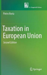 Omslag - Taxation in European Union 2017