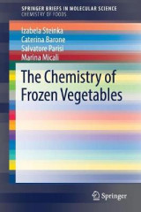 Omslag - The Chemistry of Frozen Vegetables