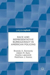 Omslag - Race and Representative Bureaucracy in American Policing