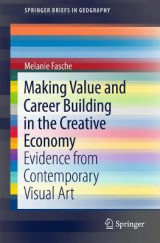 Omslag - Making Value and Career Building in the Creative Economy