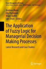 Omslag - The Application of Fuzzy Logic for Managerial Decision Making Processes