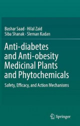 Omslag - Anti-Diabetes and Anti-Obesity Medicinal Plants and Phytochemicals