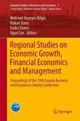 Omslag - Regional Studies on Economic Growth, Financial Economics and Management