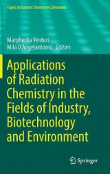 Omslag - Applications of Radiation Chemistry in the Fields of Industry, Biotechnology and Environment