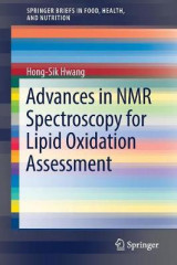 Omslag - Advances in NMR Spectroscopy for Lipid Oxidation Assessment