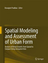 Omslag - Spatial Modeling and Assessment of Urban Form