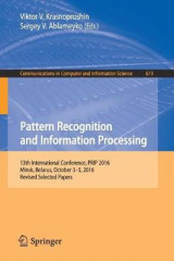Omslag - Pattern Recognition and Information Processing
