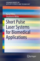 Omslag - Short Pulse Laser Systems for Biomedical Applications 2017