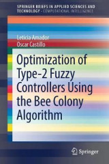 Omslag - Optimization of Type-2 Fuzzy Controllers Using the Bee Colony Algorithm 2017